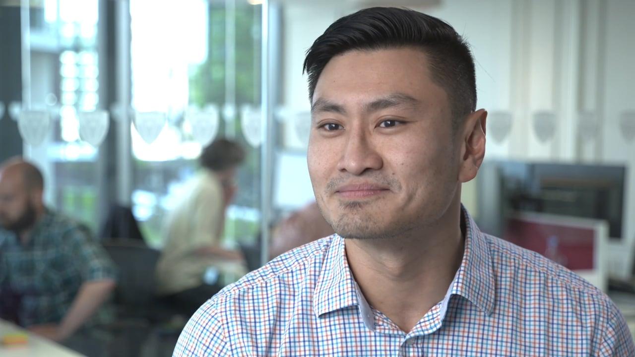 Stephen Wong MW's story