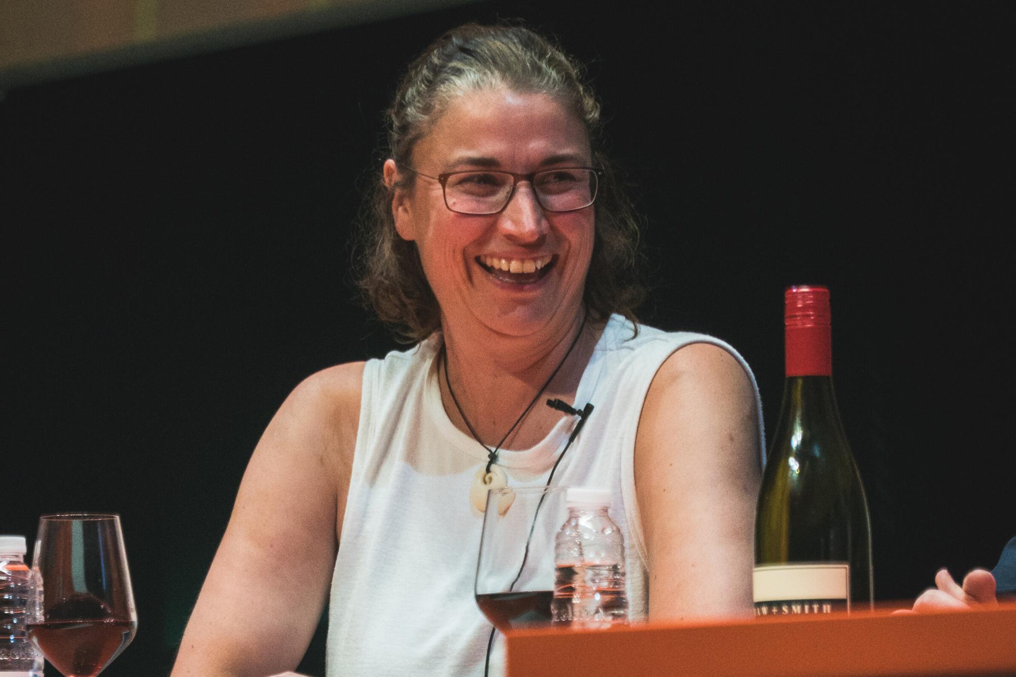 Interpreting Wine podcast with Dawn Davies MW